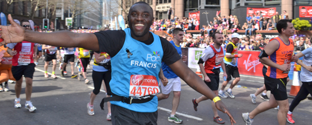 London Marathon 2016: Support our runners!