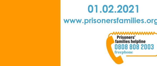 HMPPS National Helpline for Prisoners' Families launches new website